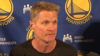 Kerr unsure of status for rest of postseason