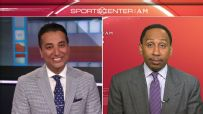 Stephen A. expects McGregor to be 'schooled' by Mayweather