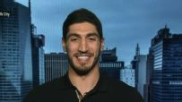 Kanter back in U.S., wants to become American citizen