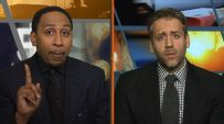 Stephen A. doesn't think LeBron's postseason is underrated