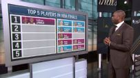 Davis ranks LeBron ahead of KD and Curry