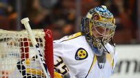 Predators' playoff success tied to Rinne