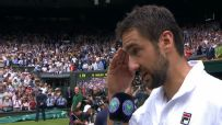 Emotional Cilic hoping to return to Wimbledon