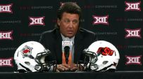 Gundy says his hair is worth 'millions'