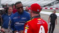 Norman blown away by racing experience with Dale Jr.