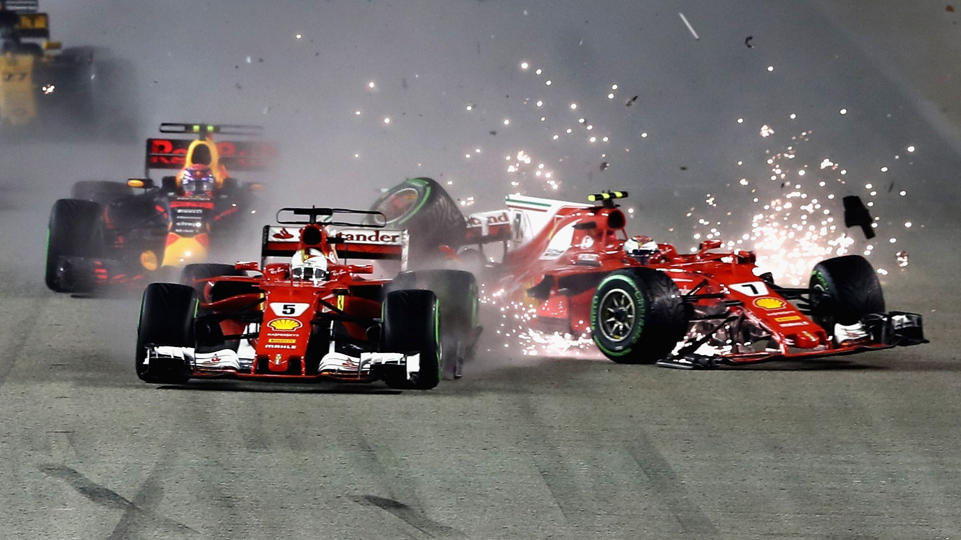 Who said what after the 2017 Singapore Grand Prix