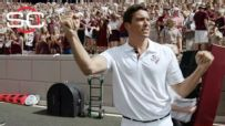 Reeve becomes an Aggie Yell Leader