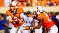 Oklahoma State shows firepower on offense