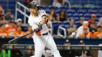 Stanton hits 56th HR of the season
