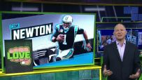 Berry loves Cam and A.J. Green this week
