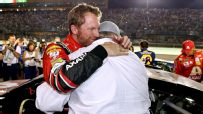 Dale Jr on Hendrick: 'He's helped me become a better person'