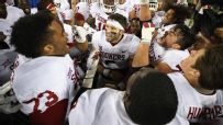 Mayfield's punishment overshadowing OU's senior day