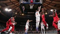 Knicks go off for 28 straight points