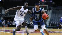 Rhode Island holds on for victory over Seton Hall