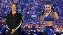 Rousey's MMA journey leads to WWE