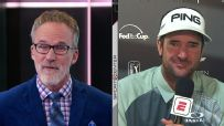Bubba in awe to win tourney and play in Celeb Game