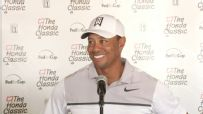 Tiger: 'I'm starting to get into that flow again'