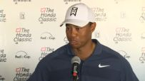 Tiger: 'Today was the best I've hit it'