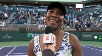 Venus feels at home at Indian Wells