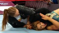 Ronda takes down Mickie in a flash