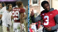 Saban pours on praise for Fitzpatrick, Ridley