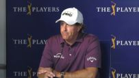 Phil loves being paired with Tiger at Players