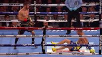Linares knocks down Lomachenko in sixth