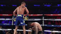Lomachenko makes history with 'perfect' body shot