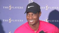 Tiger: 'I played really good today'