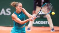 Keys reaches first French Open semifinals