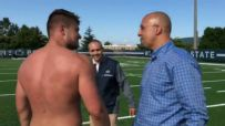 James Franklin surprises walk-on with full scholarship