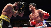 Pacquiao lands TKO win in return fight