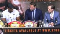 Joshua: Povetkin, Wilder all part of my legacy