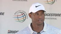 Tiger says he 'played like crap' in Round 3