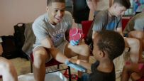 Wildcats give back in the Bahamas