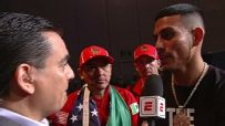 Benavidez: 'I hope he swings faster than what he swung today'