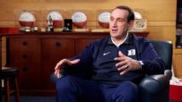 Coach K on first impressions of Zion, emotional loss to Syracuse