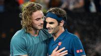 Federer upset by Tsitsipas at Australian Open