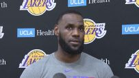 LeBron on playoff intensity: 'It's been activated'