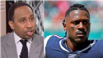 Stephen A.: Brady should decide if Patriots bring back AB