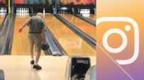 Age has no limit on this man's bowling skills