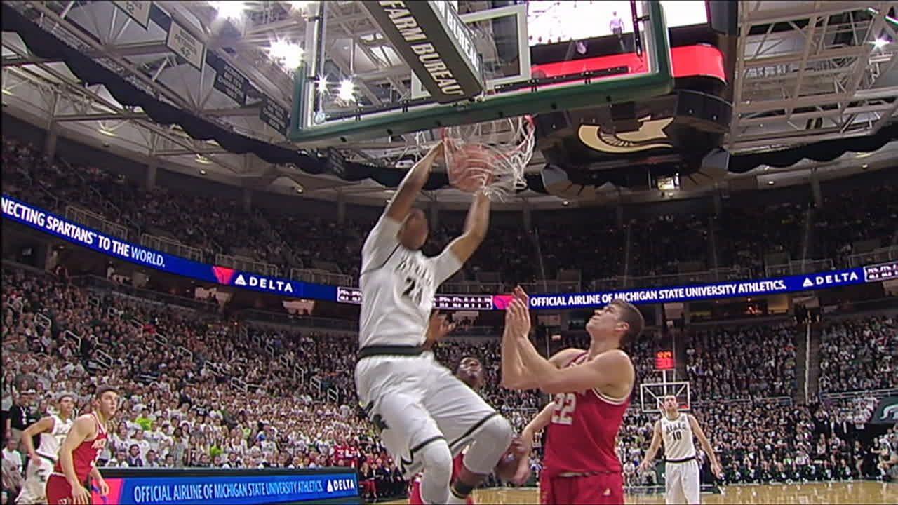 D. Davis made Dunk. - ESPN Video