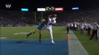 Arcega-Whiteside the hero with final minute TD for Stanford