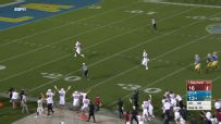 Stanford forces sack, returns fumble to punctuate win over UCLA