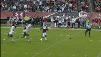 Blocked extra point nearly returned by Temple
