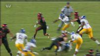 Pumphrey bests Faulk for new SDSU touchdown records