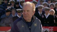 Staubach reflects on Army-Navy rivalry