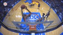 Bragg Jr. rattles the rim with a ferocious dunk