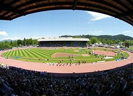 Hayward Field Prefontaine