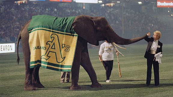 The Curse Of The Elephant Los Angeles Angels Blog Espn